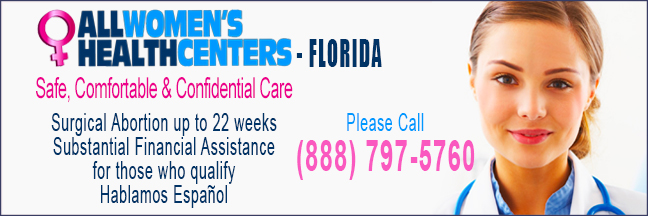 All Women's Health Centers - Florida late abortion clinic