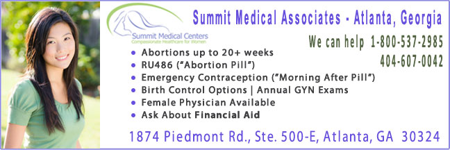 Summit Medical Associates - Georgia abortion clinic