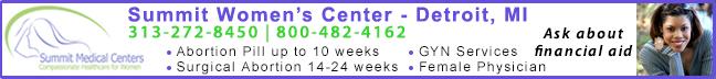 Summit Women's Center - Abortion clinic in Detroit, Michigan