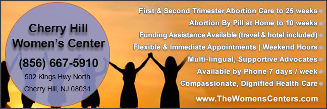 Chery Hill Women's Center - abortion clinic in NJ