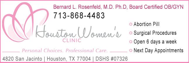 Texas Abortion Clinics - Houston Women's Clinic in Houston, TX